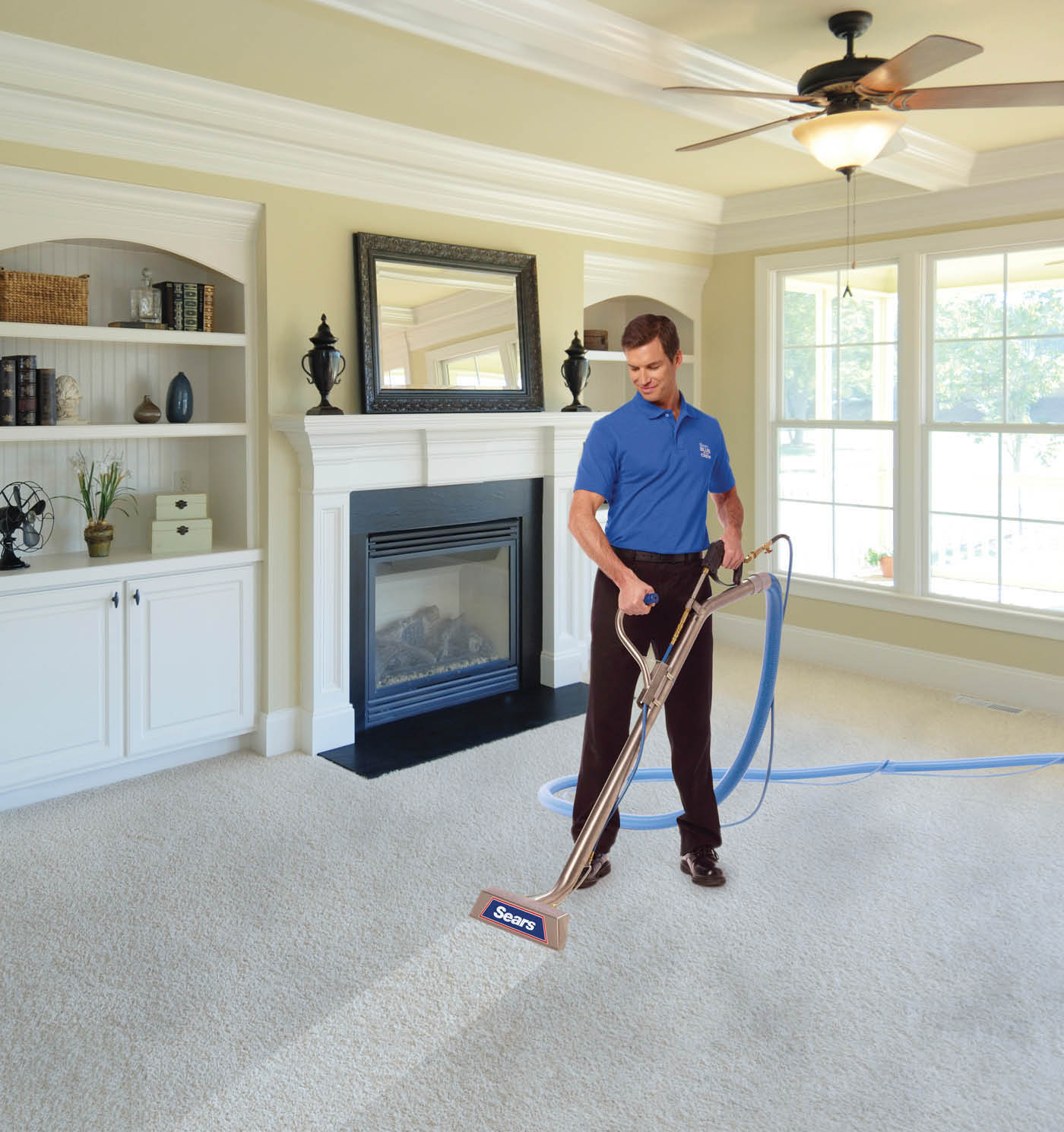 Carpet Cleaning Web Design